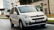 Les Peugeot Partner, Citroën Berlingo et Opel Combo, feront cause commune en 2018