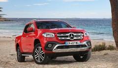 Essai Mercedes Classe X : origine roturière
