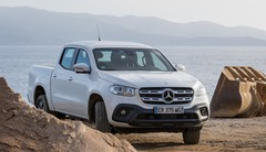 Essai Pick-Up Mercedes Classe X : Le chef de chantier étoilé