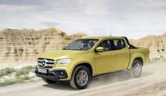 Essai Mercedes Classe X : Incursion premium