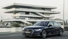 Essai Audi A8 : forteresse de sport