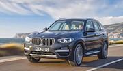 Essai BMW X3 2018 : Le compact prééminent