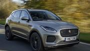 Essai Jaguar E-Pace 2018 : « Hot Hatches » killer