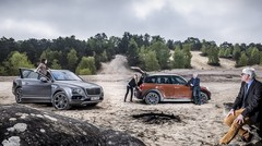 Essai comparatif : Bentley Bentayga contre Mini Countryman