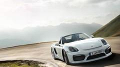 Porsche 718 Boxster Spyder : avec le moteur de la 911 GT3 ?
