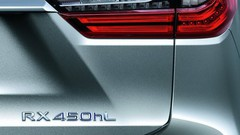 Lexus RX : une version à 7 places « RX 450hL » au salon de Los Angeles