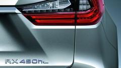 Lexus RX : une version longue à 7 places