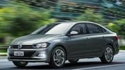Volkswagen Virtus : Polo tricorps