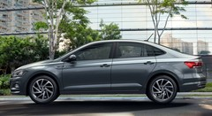 Voici la Volkswagen Virtus, la Polo berline