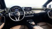 Nouvelle Mercedes Classe A : la planche de bord dévoilée