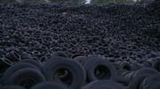 55 000 tonnes de vieux pneus détruits en 9 ans