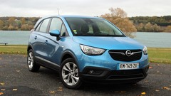 Essai Opel Crossland X 1.6 Diesel 99 : pâle copie