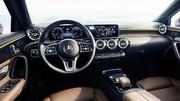 Mercedes lève le voile sur l'habitacle de la nouvelle Classe A
