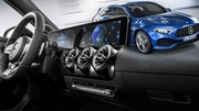 Future Mercedes Classe A (2018) : sa planche de bord révélée officiellement