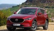 Essai Mazda CX-5 2017 Skyactiv-D 150 AWD : De l'évolution !