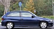 Marche arrière : L'Opel Astra GSI