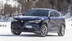 Essai Alfa Romeo Stelvio 2,2 180: Belle, belle, belle, mais (un peu) capricieuse