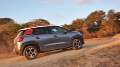 Le Citroën C3 Aircross prétendant à la Voiture de l'année