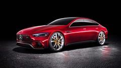 AMG berline : puissance hybride à la carte
