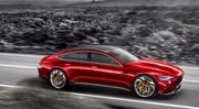 La Mercedes-AMG GT quatre portes pourrait faire 815 ch