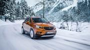 La neige arrive sur une bonne partie de la France, pensez à équiper votre auto !