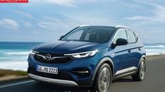 Apparition surprise pour le futur Mokka X d'Opel
