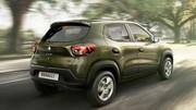 Renault : la Kwid électrique, première du genre low cost