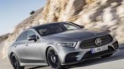 La Mercedes CLS 2018 fait le plein de photos et d'informations