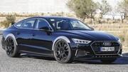 Un mulet de la future Audi RS7 déjà surpris