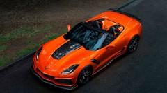 Corvette ZR1 Convertible : le plaisir sans le toit