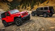 Le nouveau Jeep Wrangler passe à l'hybride