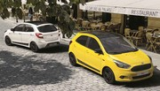 Ford Ka+ Color Edition, pour imposer de la couleur dans nos rues