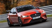 Jaguar XE SV Project 8 : la berline la plus rapide du Nürburgring