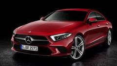 Mercedes CLS 3 (2018) : toutes les photos et infos officielles