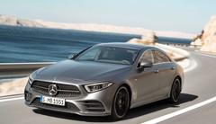 Mercedes CLS : la troisième génération en images