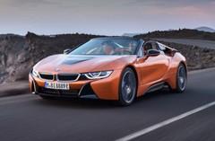 BMW i8 : enfin la version roadster !