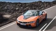 BMW i8 Coupé et Roadster 2018 : les infos !