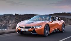 BMW i8 Roadster : le plein d'images officielles !