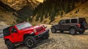 Le nouveau Wrangler de Jeep se dévoile en détails