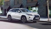 Lexus RXL : pour un rang de plus