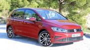 Essai Volkswagen Golf Sportsvan (2018) : évoluer pour (tenter de) subsister
