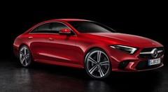Les photos officielles de la Mercedes-Benz CLS au Salon de Los Angeles 2017