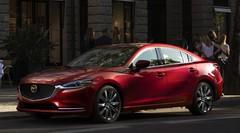 Changements surtout internes pour la Mazda 6 2018