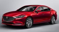 Mazda 6 : une petite mise à jour pour 2018