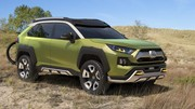 Concept Toyota FT-AC : Soif d'aventure