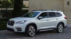 Subaru Ascent : un SUV XXL à 8 places !