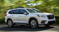 Subaru dévoile un grand SUV familial, l'Ascent