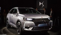 DS 7 Crossback, passage réussi au crash test !