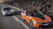 BMW i8 roadster : silence, elle tourne !