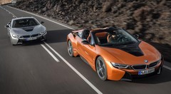 BMW i8 : une version Roadster pour accompagner le ''restylage''